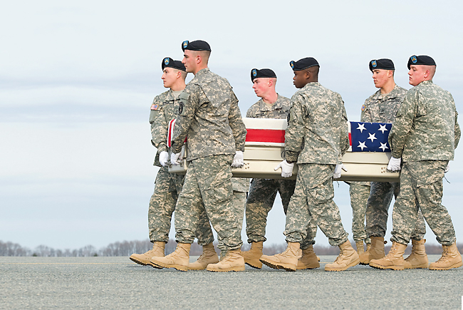 8 soldiers killed in Afghanistan in 2013 were Floridians