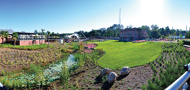 Tallahassee's Cascades Park finally opens
