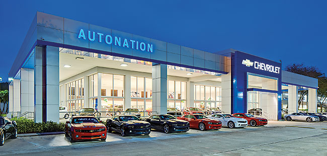 Dealership snapshots