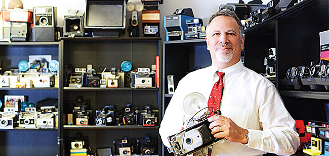 Camera collectors in Florida