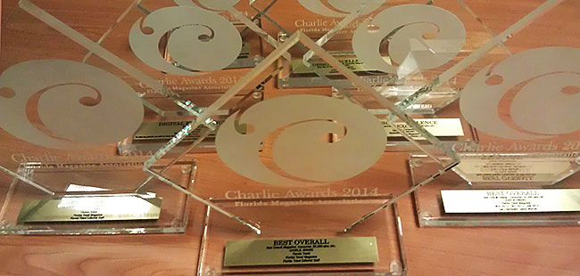 Florida Trend Wins 7 Awards at FMA's Annual Conference