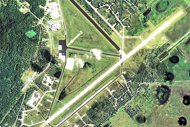 aerial of Avon Park