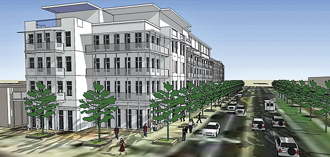 Development of Landmark Center finally underway in Fort Walton Beach