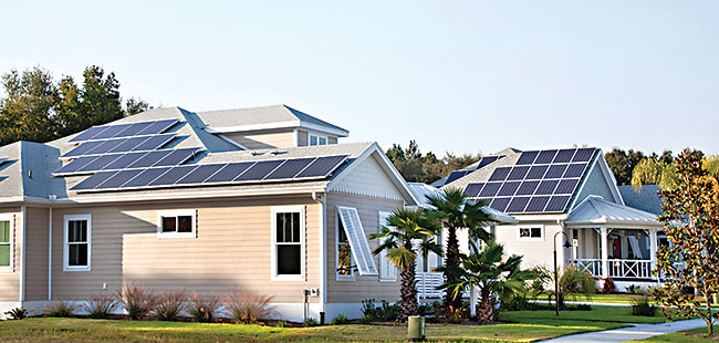 Big green: Demand for green building is up in Florida