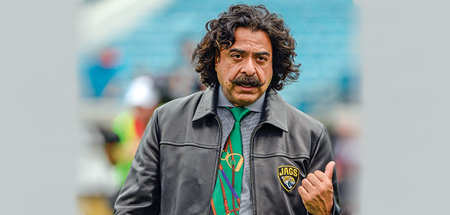 The wrath of Khan: Jaguars owner Shad Khan withdraws support for business incubator