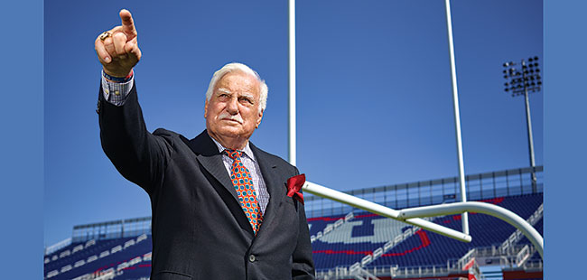 Howard Schnellenberger is a Florida 'Icon'