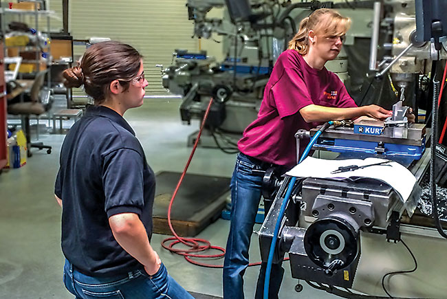 German accent: Apprenticeship program modeled after one in Germany