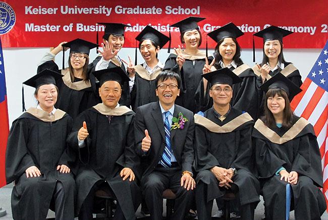 Keiser University is going global