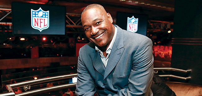 Florida Icon: Derrick Brooks
