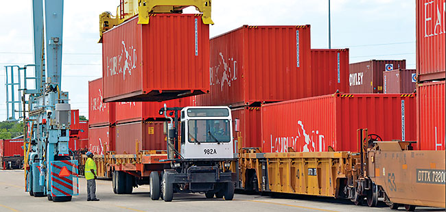 Port push: More distribution centers are needed