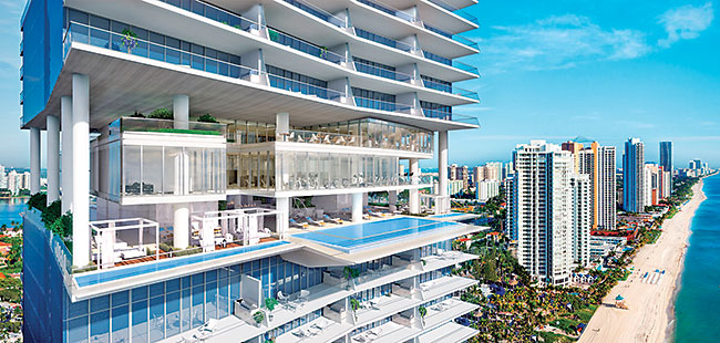 Above and beyond: A look at luxurious condos in Sunny Isles Beach