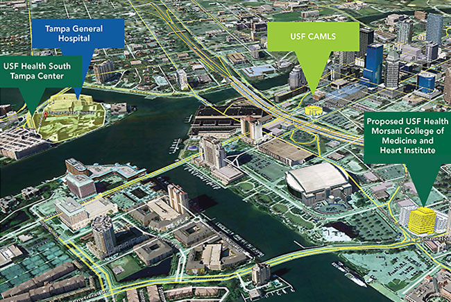 Downtown U USF a key player driving redevelopment in Tampa Higher