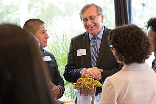 Eyes on the prize: New leaders at Florida universities