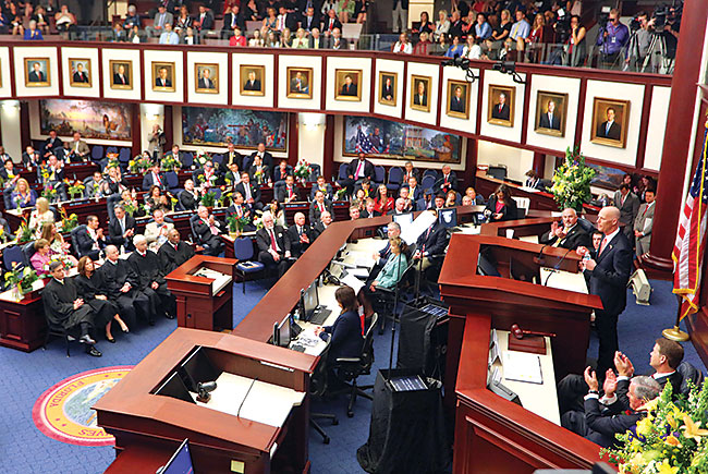 Ducks in a row: Jacksonville's leaders want more clout in Tallahassee