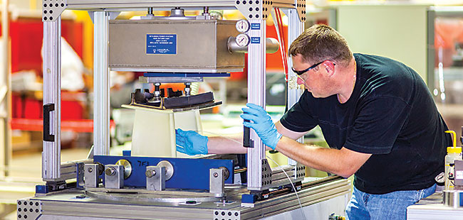 Turbo charged: High-tech manufacturing in Central Florida