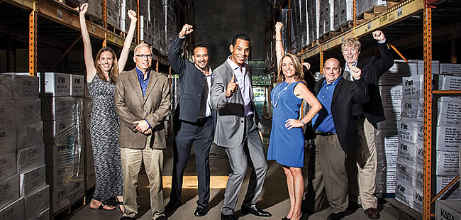 Winners: Florida's Best Companies to Work For 2015
