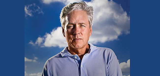Carl Hiaasen is a Florida 'Icon'