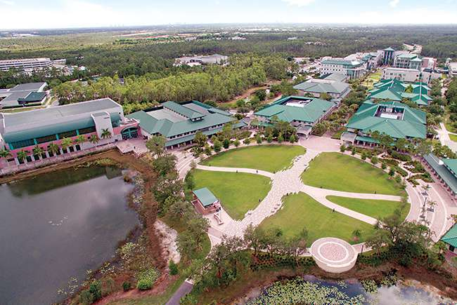 A grow-slower plan at FGCU