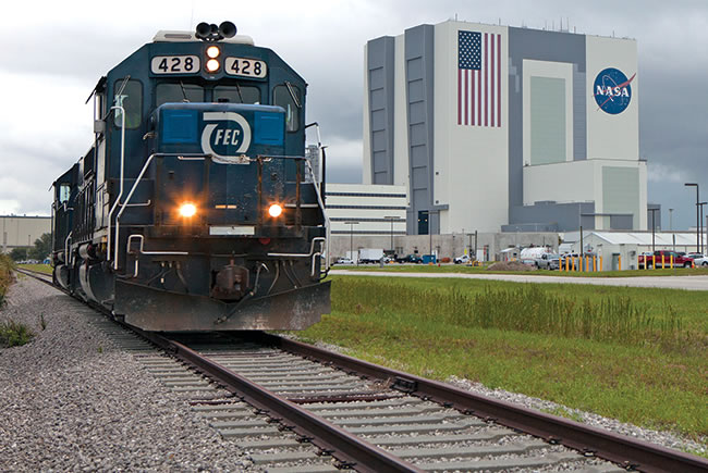 Off track: Port Canaveral needs a rail connection to grow cargo business