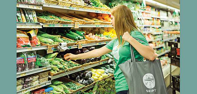 Groceries are 'Shipt' home