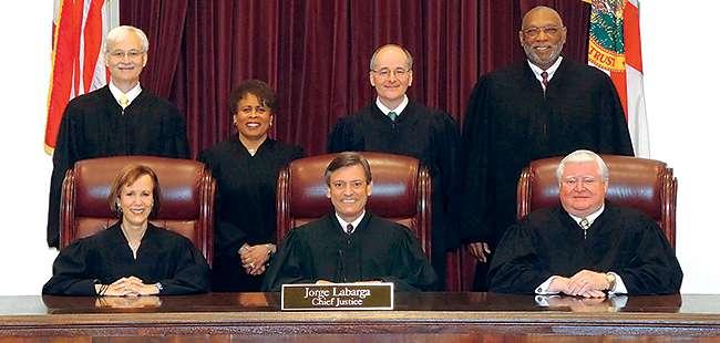 Florida Supreme Court contenders
