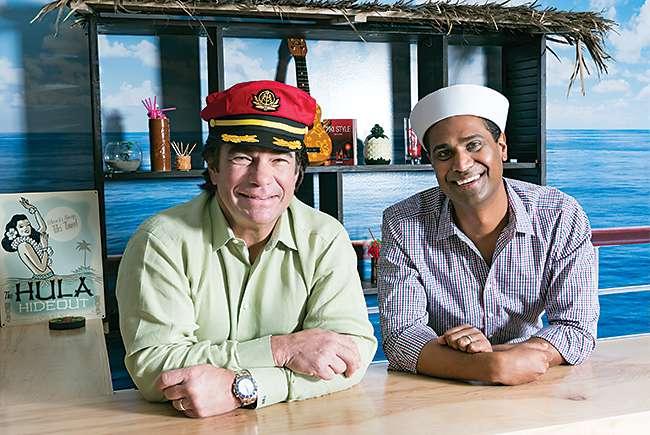 Virgin berths: Creating a cruise line for Virgin Group