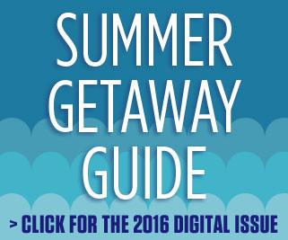 Summer Getaway Guide ezine
