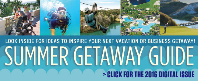 Summer Getaway Guide 2016