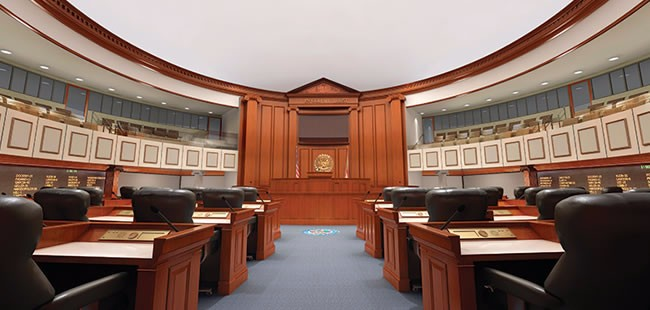 Capitol improvements coming to Florida Senate chambers