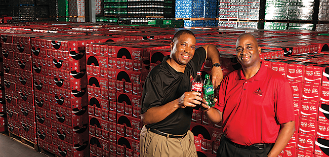Coca-Cola Beverages Florida: 'It's about the brand'