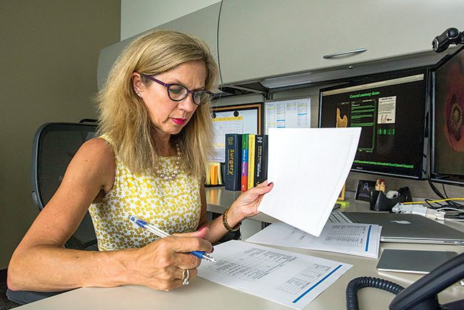 Pamela Andreatta of UCF