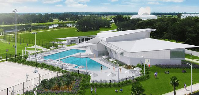 Florida Poly to build phoenix-shaped Wellness & Aquatics Center