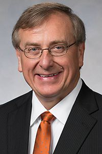 University of Florida President Kent Fuchs