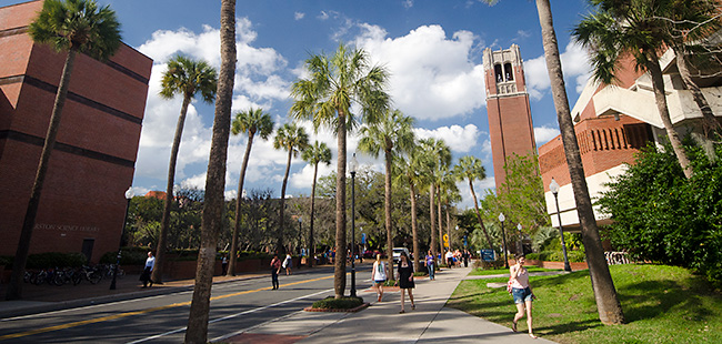 UF No. 1 among public universities for graduate employability