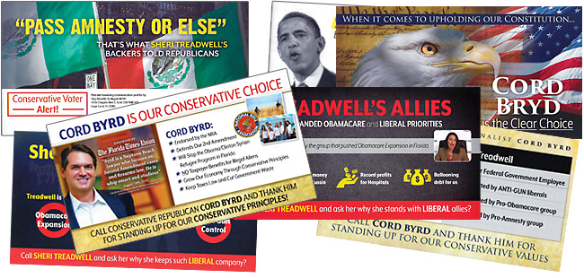 Untraceable: Who sends all those political mailers?