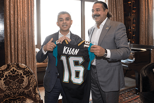 British invasion: The Jaguars' London games pay dividends back home