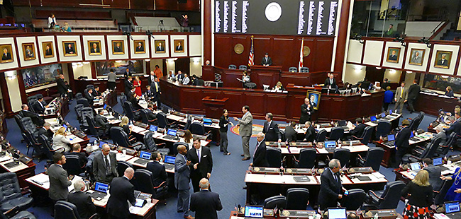 Florida House, Senate move in opposite directions on money for higher education