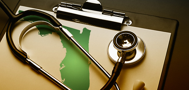 Florida health care reforms facing challenges