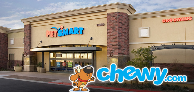 PetSmart announces agreement to acquire Florida-based Chewy, a leading online pet retailer