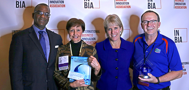 UF's Sid Martin Biotechnology Institute receives national awards from InBIA