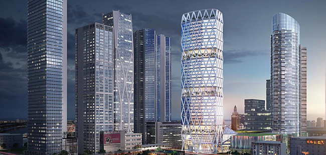 Hines to Develop Office-Led Mixed-Use Tower at Miami Worldcenter in Downtown Miami