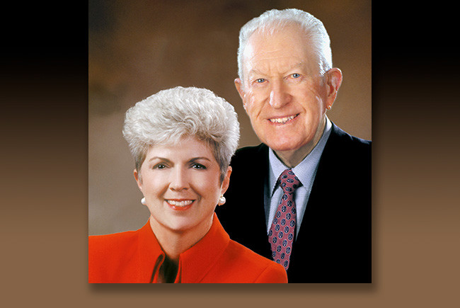 Jan and Jim Moran