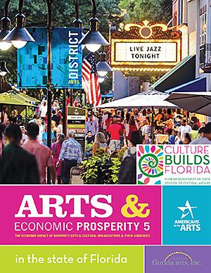 Arts and Economic Prosperity in Florida