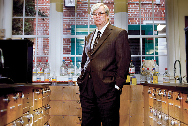 Leveraging research: David Day retires as UF's tech transfer expert