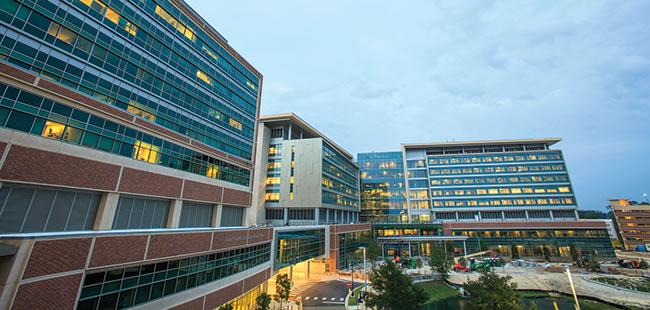 New heart hospital