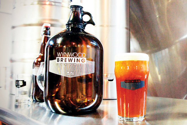 Wynwood Brewing is bubbling over