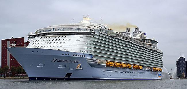 Port Canaveral To Host New Royal Caribbean International Ships Harmony Of The Seas And Mariner