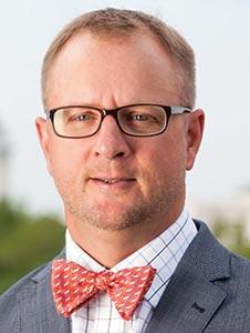 Lobbyist Gary Hunter
