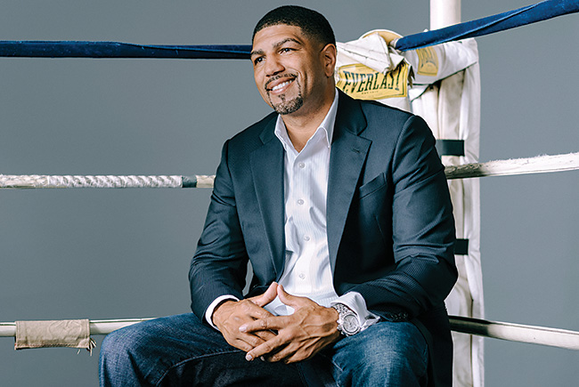 Ronald 'Winky' Wright is a 'Florida Icon'