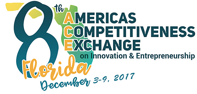 The Americas Competitiveness Exchange (ACE) is coming to North-Central Florida